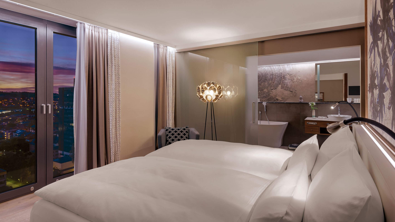 Hoteleinrichtungen Bachhuber - Referenz Steigenberger Lörrach