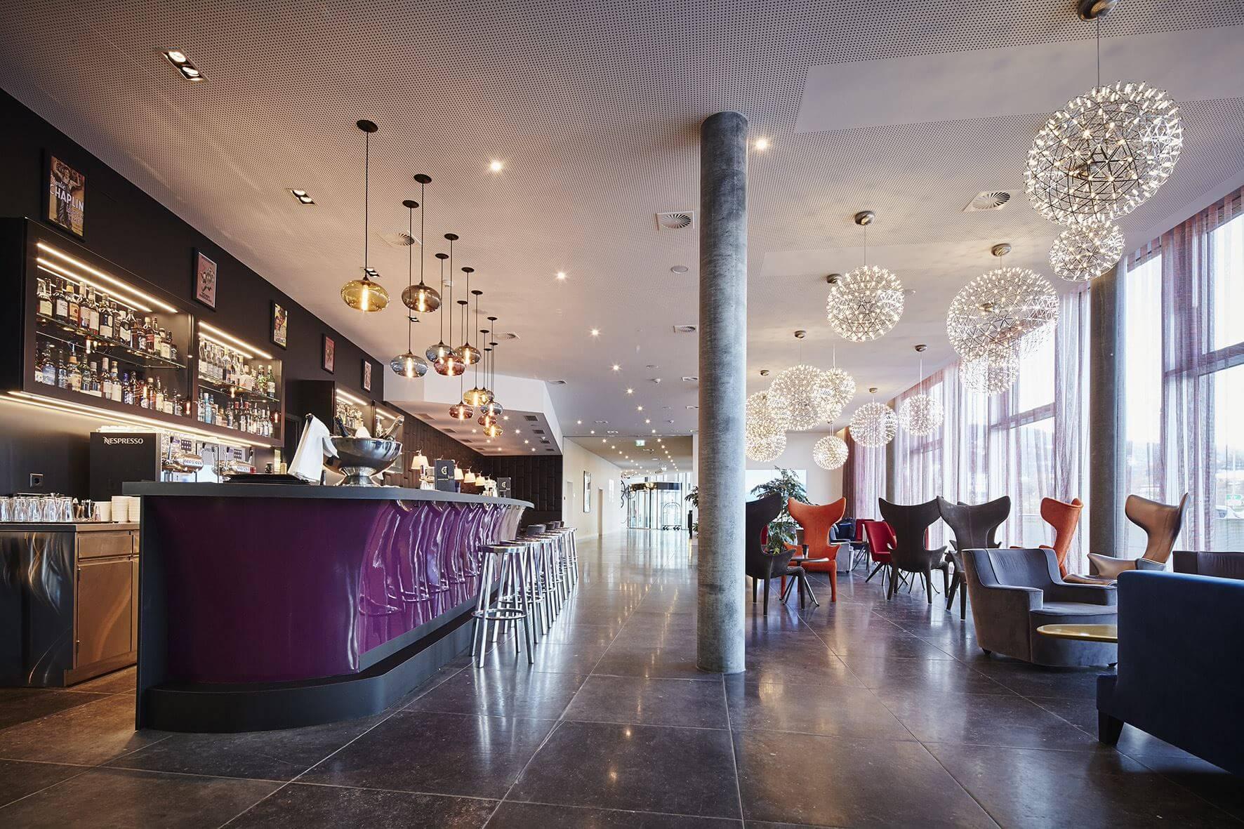 Hoteleinrichtungen Bachhuber - Referenz: Modern Times Vevey