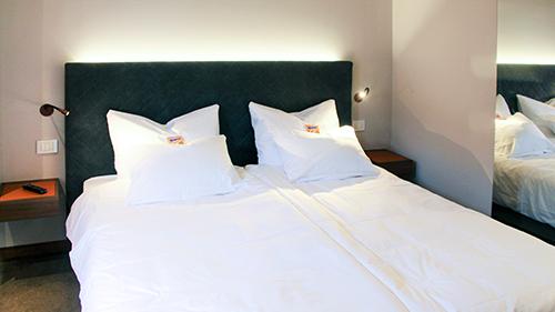 Hoteleinrichtungen Bachhuber: Golden Tulip Hotel Pasteur in Mailand